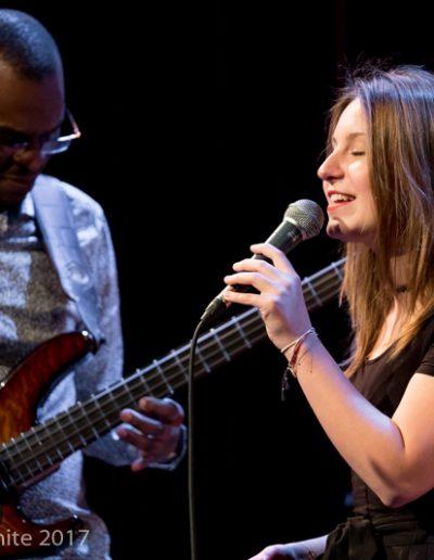 Basse Eric Delblond, Chant Joséphine Viger IMEP Paris