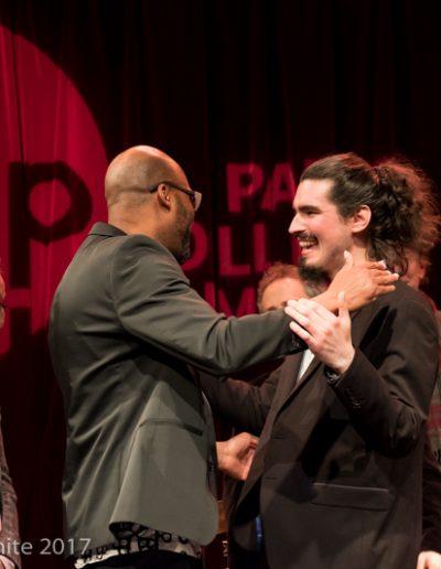 Felicitations Lionel Loueke, Camille Molinos, IMEP Paris