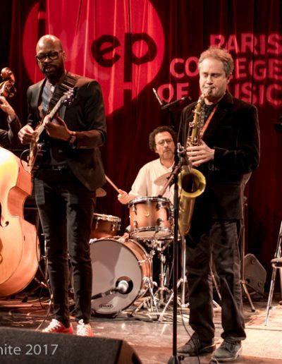 Lionel Loueke Rick Margitza Peter Giron Tony Saba IMEP Paris