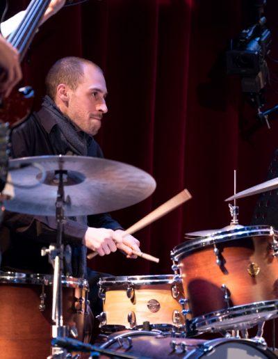 M Antoine Delbos, batterie, IMEP Paris