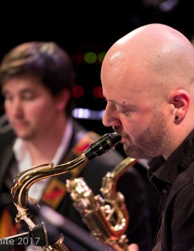 M Nicolas Gothier, saxophone, IMEP Paris