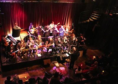 Concert Cycle Pro-Studio Ermitage avril 2015