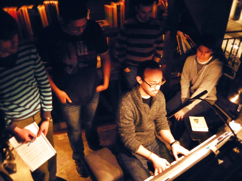 Piano Clinic Yaron Herman à l' IMEP en mars 2012