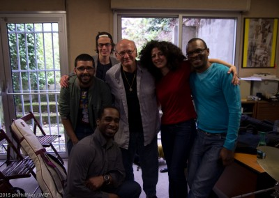 #imep-paris-college-of-music-masterclasse#Dave -Liebman9