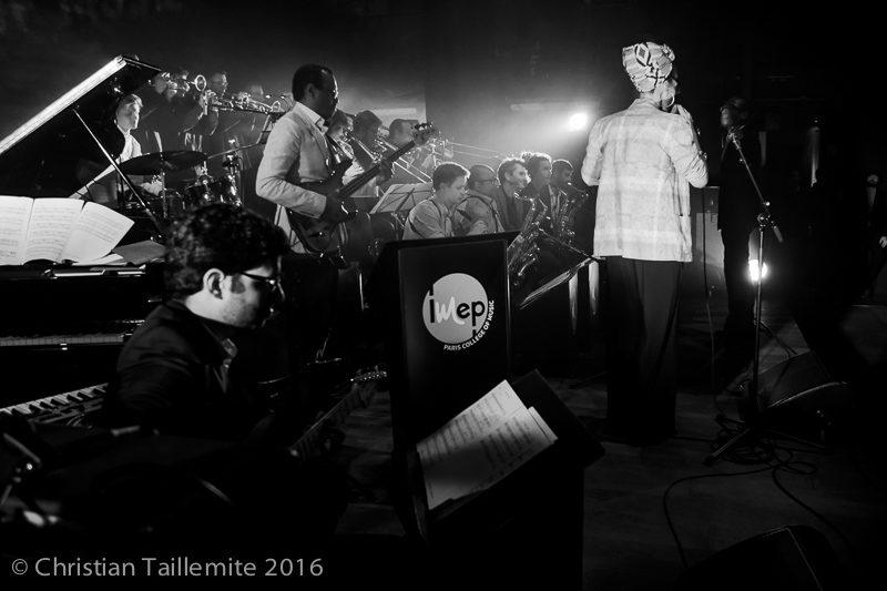 Promotion 2015 : Le big band de l'IMEP