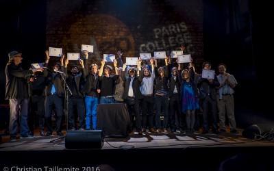 Premières Vidéos IMEP de notre soirée de remise de diplômes 2016