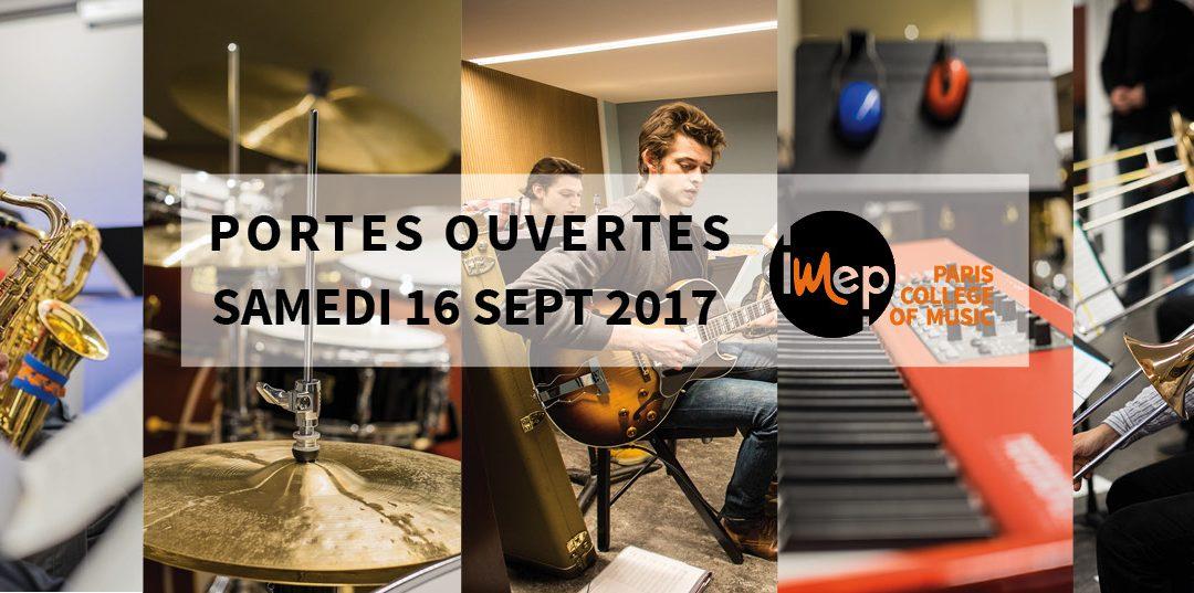 Enseignement musical, découvrez l' IMEP • Paris College of Music!