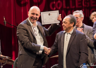 Arnaud Quercy, Diplôme Mention Cum Laude, IMEP Paris College of Music