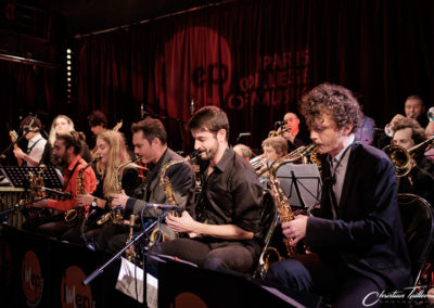 Big band, IMEP Paris College of Music