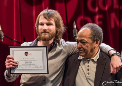 Guillaume Boisseau Diplôme Mention Magna Cum Laude, IMEP Paris College of Music