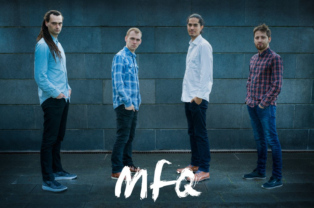 MFQ quartet, sortie de l'album « What's in the pocket? »