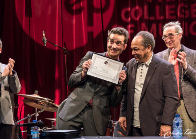 Mael Courageux, Diplôme Mention Cum Laude, IMEP Paris College of Music