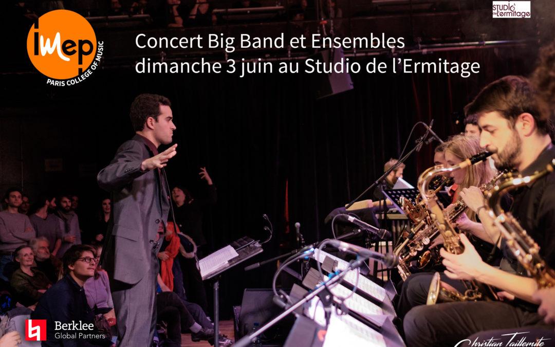 Concert Big Band et ensembles