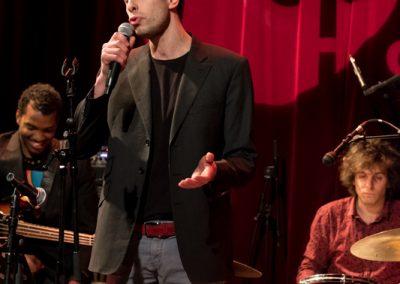Augustin Ledieu, chant IMEP Paris