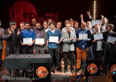 Cérémonie Diplomes IMEP Paris