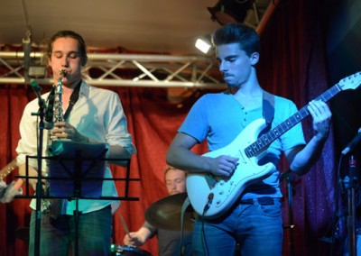 Concert ensembles à l'Improviste à Paris