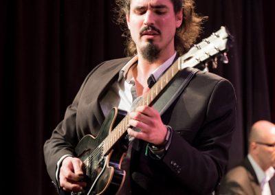 Camille Molinos, guitare, IMEP Paris