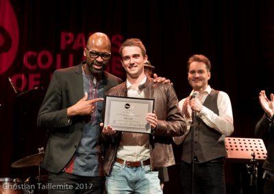 Diplome Bastien Legros IMEP Paris