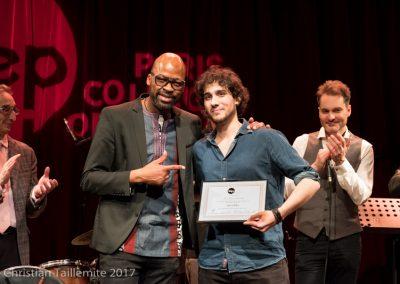 Diplome IMEP Paris, Lionel Loueke, Johann Beaudufe