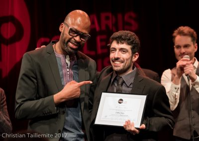Diplome Lorenzo IMEP Paris