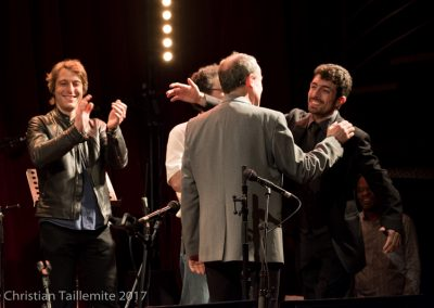 Francois Fichu avec Lorenzo Liuzzi, IMEP Paris