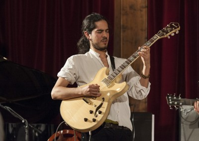 Ivan quintero. Remise des diplômes de la promotion 2012