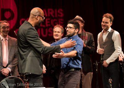 Lionel Loueke Alex Sacleux IMEP Paris