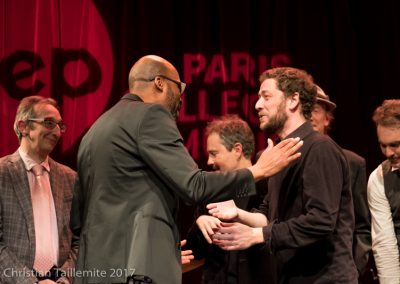 Lionel Loueke Julien Droz IMEP Paris