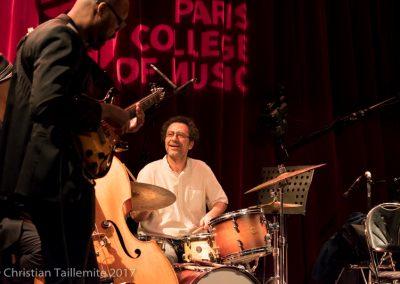 Lionel Loueke, Tony Saba IMEP Paris