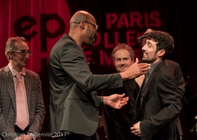 Lionel Loueke avec Lorenzo Liuzzi, IMEP Paris