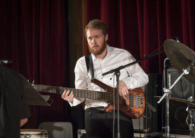 Michael Mear en concert à la remise des Diplômes. Promotion 2012