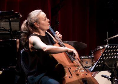Mimi Sunnerstam, violoncelle IMEP Paris