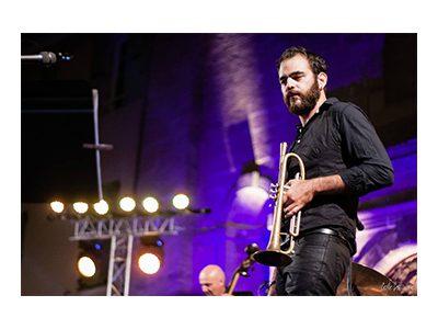 Nicolas Gardel, ancien élève de l'équipe pédagogique de l'IMEP Paris College of Music et trompettiste