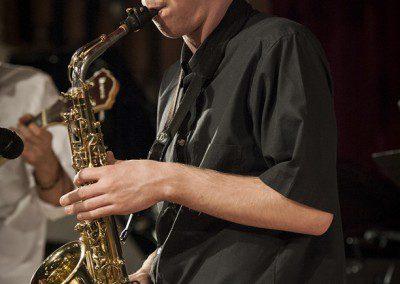 Noemy L'homme en concert à la remise des Diplômes. Promotion 2012