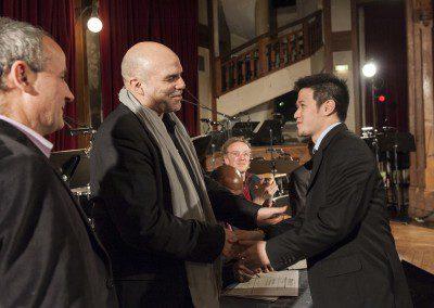 Remise des Diplômes. Promotion 2012
