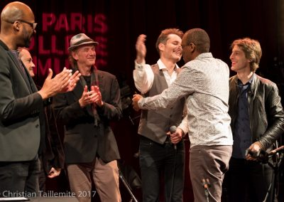 Phil Hilfiker, Eric Delblond, IMEP Paris