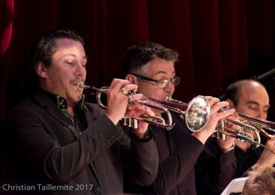 Rémi Roux-Probel, Philippe Larrere, trompettes IMEP Paris