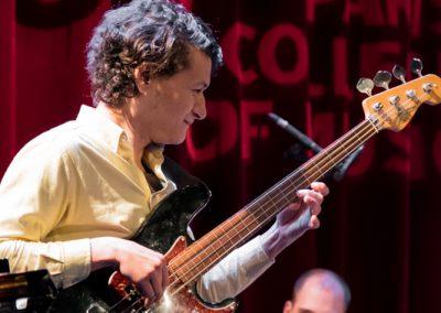 Virgile Dailcroix, basse, Antoine Delbos, batterie, IMEP Paris