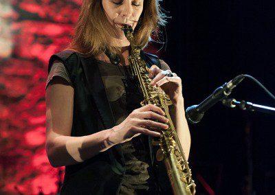 Concert remise des diplômes promotion 2013 de l'IMEP avec Juliette Marçais