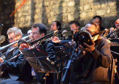 Cuivres, trompettes et trombones. Remise des Diplômes de la promotion 2014 de l'IMEP Paris College of Music
