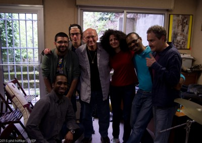 #imep-paris-college-of-music-masterclasse#Dave -Liebman10