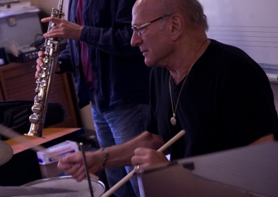 #imep-paris-college-of-music-masterclasse#Dave -Liebman4