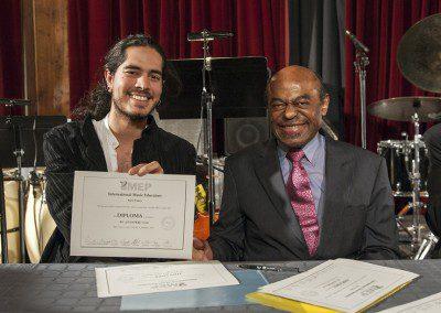 Ivan Quintero et Archie Shepp. Promotion 2012