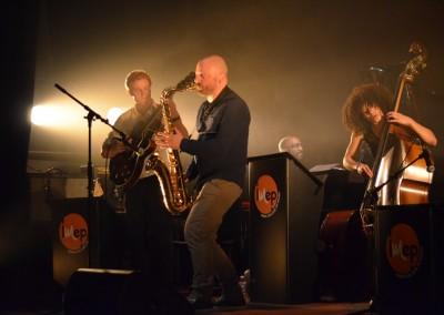 Nicolas Gothier, saxophone
