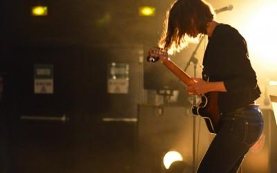 Focus guitare, basse et contrebasse à l'IMEP
