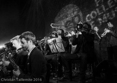 trombonistes, remise des diplômes, IMEP Paris College of Music