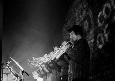 pupitre trompettes, remise des diplômes, IMEP Paris College of Music