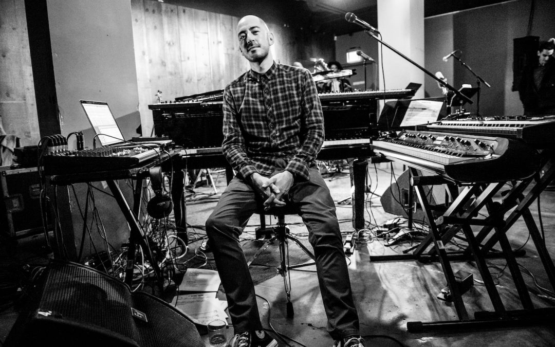 Masterclass with Mark de Clive-Lowe