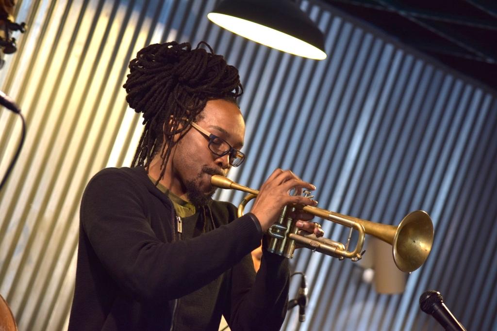 Josiah Woodson trumpet
