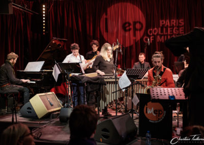Big band IMEP Paris College of Music 1